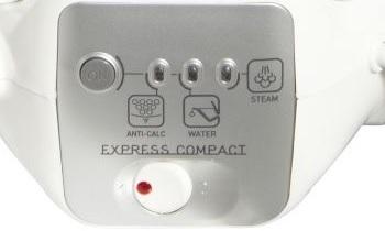 Centrale vapeur - Calor GV7086C0 Express Compact - Commandes