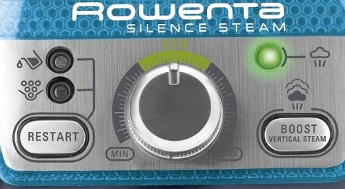 Centrale Vapeur - Rowenta Silence Steam DG8961F0 - Réglages