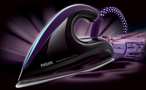 Centrale vapeur - Philips GC8650 PerfectCare Aqua - Fer